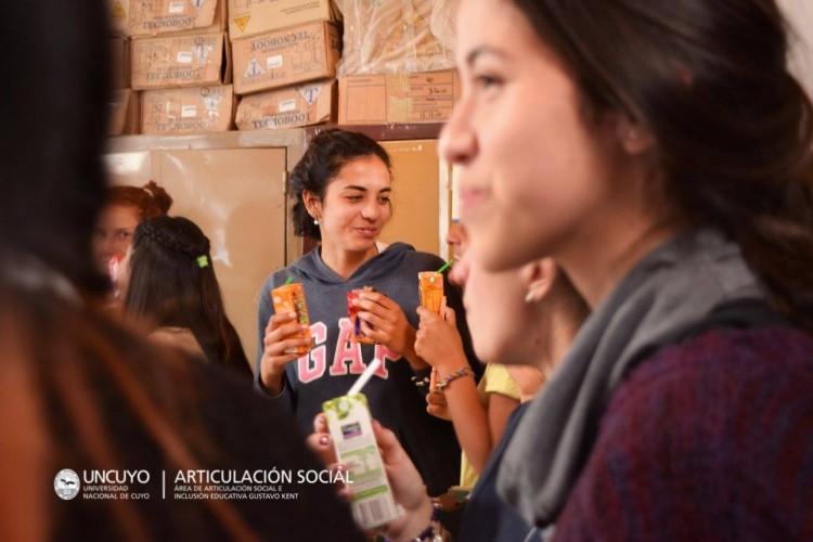 Articulación Social e Inclusión Educativa: nuestra escuela cuenta con cuatro proyectos aprobados